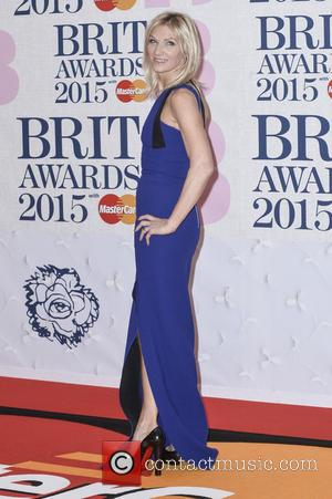 Jo Whiley - A variety of stars from the music industry were photographed as they arrived at the Brit Awards...