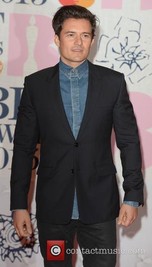 Orlando Bloom - BRIT Awards 2015 at the O2 Arena - Red Carpet Arrivals - London, United Kingdom - Wednesday...