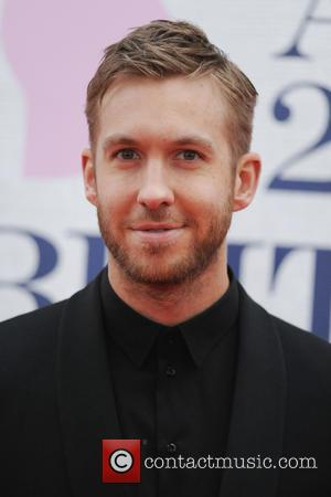 Calvin Harris Prefers Working With Brits