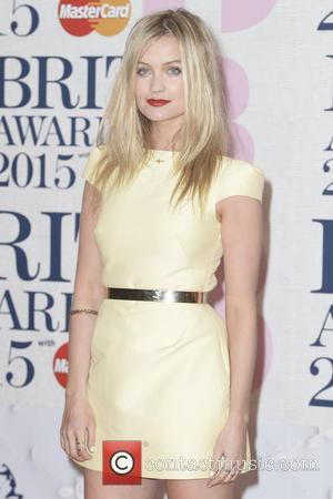 Laura Whitmore - A variety of stars from the music industry were photographed as they arrived at the Brit Awards...