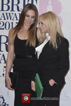 Mel C and Emma Bunton