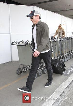 Billy Crudup - Actor Billy Crudup departs from Los Angeles International Airport (LAX) - Los Angeles, California, United States -...
