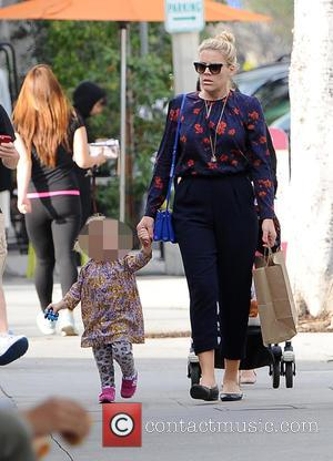 Busy Philipps and Cricket Silverstein