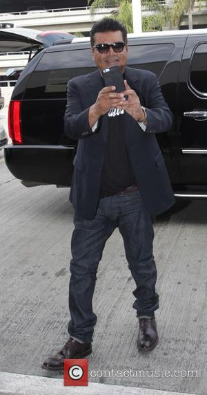 George Lopez - George Lopez departs from Los Angeles International Airport (LAX) - Los Angeles, California, United States - Thursday...