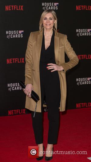 Jenni Falconer - World premiere of 'House of Cards' Season 3 Episode 1 - Arrivals at Empire Leicester Square -...