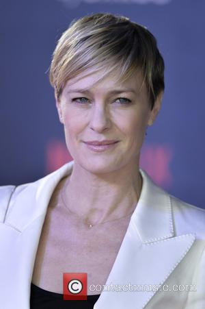 Robin Wright - Celebrities  attends the World Premiere of