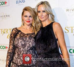 Lady Victoria Hervey - A variety of stars were photographed as they attended the 1st Annual Startuch Charity Gala which...