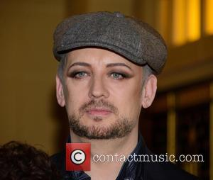 Boy George - Photocall for Vanity Project for the Princes Trust at Cafe Royal - London, United Kingdom - Thursday...