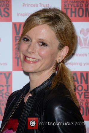 Emilia Fox - Photocall for Vanity Project for the Princes Trust at Cafe Royal - London, United Kingdom - Thursday...