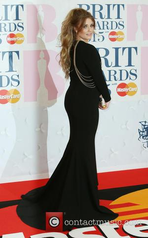 Ella Henderson - The Brit Awards at the O2 - Arrivals at The Brit Awards - London, United Kingdom -...