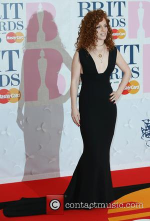 Jess Glynne - The Brit Awards at the O2 - Arrivals at The Brit Awards - London, United Kingdom -...