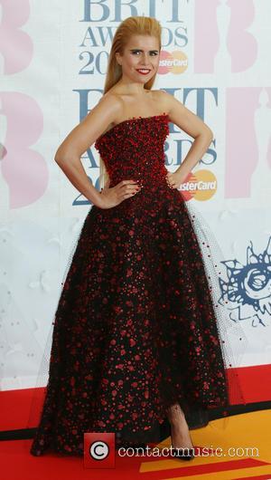 Paloma Faith - The Brit Awards at the O2 - Arrivals at The Brit Awards - London, United Kingdom -...