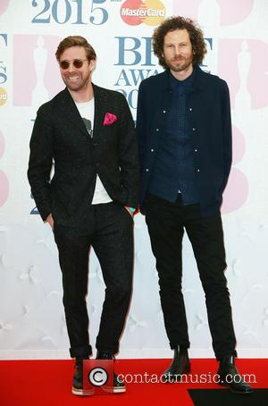 Ricky Wilson - The Brit Awards at the O2 - Arrivals at The Brit Awards - London, United Kingdom -...