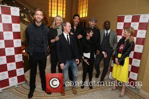 Calvin Harris, Lisa Stansfield, Sara Dallin, Lionel Richie, Ozwald Boateng, Boy George, David Thomas and Emilia Fox