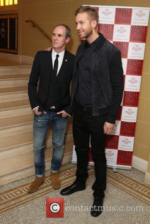 David Thomas and Calvin Harris