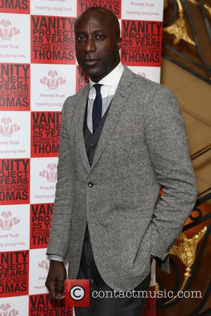 Ozwald Boateng - Photocall for Vanity Project for the Princes Trust at Cafe Royal at Hotel Cafe Royal - London,...