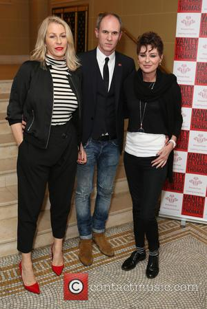 Sara Dallin, David Thomas and Lisa Stansfield