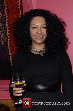 Kanya King - Screening party for BET's 'Being Mary Jane' starring Gabrielle Union - London, United Kingdom - Friday 27th...