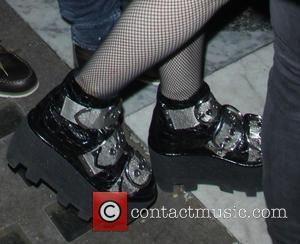Madonna and Shoes
