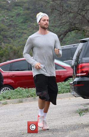Patrick Schwarzenegger - Miley Cyrus, Nicole Richie, and Patrick Schwarzenegger spotted together at Runyon Canyon in Hollywood Hills at Runyon...