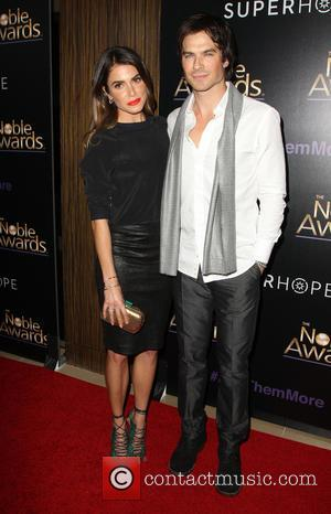 Ian Somerhalder and Nikki Reed - A host of celebrities were photographed as they arrived for The 3rd Annual Noble...