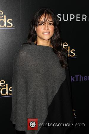 Michelle Rodriguez - A host of celebrities were photographed as they arrived for The 3rd Annual Noble Awards which honor...
