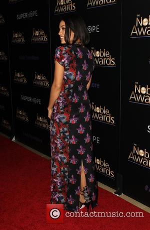 Rosario Dawson - A host of celebrities were photographed as they arrived for The 3rd Annual Noble Awards which honor...