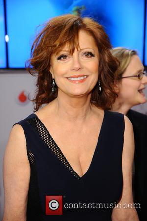 Susan Sarandon - Goldene Kamera Awards 2015 at Messehallen. - Arrivals at Messehalle (fair hall) - Hamburg, Germany - Friday...