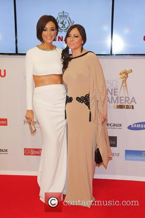 Verona Pooth and Simone Thomalla
