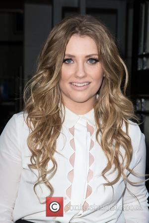 Ella Henderson - Ella Henderson at the BBC Radio 1 studios at BBC Portland Place - London, United Kingdom -...