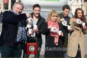Paul Bradley, Helen Lederer, Matt Cardle, Lauren Goodger and Jake Wood