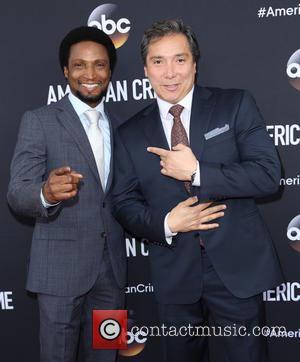 Elvis Nolasco and Benito Martinez