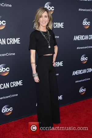 Felicity Huffman - Premiere of ABC's 'American Crime' at Ace Hotel - Arrivals - Los Angeles, California, United States -...