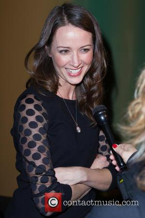 Amy Acker - NYICFF Disney's 'Tinker Bell & the Legend of the NeverBeast' Special Screening at SVA Theatre - Arrivals...