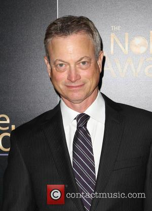 Gary Sinise - The 3rd Annual Noble Awards at The Beverly Hilton Hotel - Beverly Hills, California, United States -...