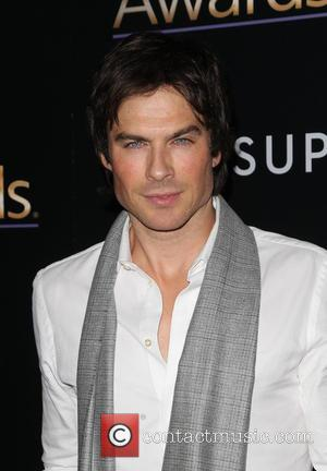 Ian Somerhalder - The 3rd Annual Noble Awards at The Beverly Hilton Hotel - Beverly Hills, California, United States -...