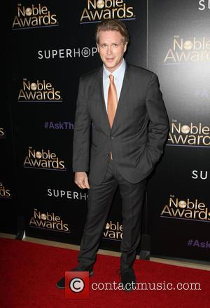 Cary Elwes - The 3rd Annual Noble Awards at The Beverly Hilton Hotel - Beverly Hills, California, United States -...