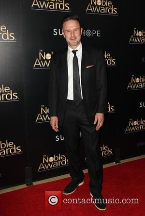 David Arquette - The 3rd Annual Noble Awards at The Beverly Hilton Hotel - Beverly Hills, California, United States -...