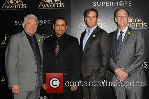 G.w. Bailey, Raymond Cruz, Phillip P. Keene and Guest