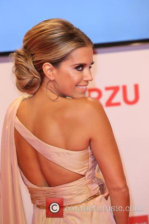 Sylvie Meis - Shots of a host of stars as they arrive for the annual German Goldene Kamera Awards 2015...