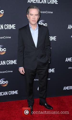 Timothy Hutton - Premiere of ABC's 'American Crime' at Ace Hotel - Arrivals - Los Angeles, California, United States -...