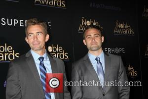Caleb Walker and Cody Walker