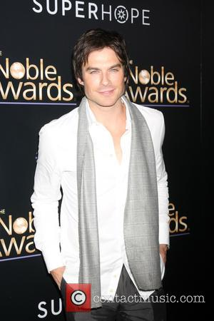 Ian Somerhalder - A host of celebrities were photographed as they arrived for The 3rd Annual Noble Awards which honor...
