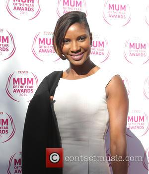Denise Lewis - Red Carpet arrivals for the Tesco Mum of the Year Awards at The Savoy at The Savoy...