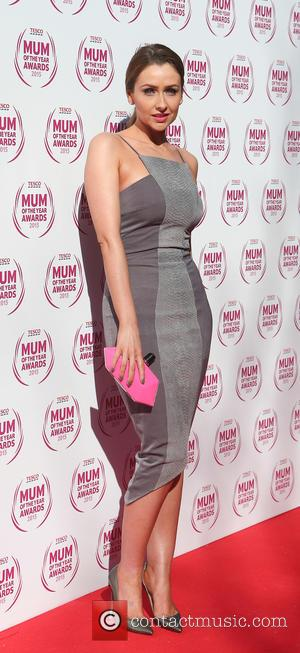 Gemma Merna - Red Carpet arrivals for the Tesco Mum of the Year Awards at The Savoy at The Savoy...