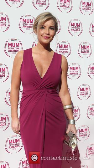 Helen Skelton - Red Carpet arrivals for the Tesco Mum of the Year Awards at The Savoy at The Savoy...