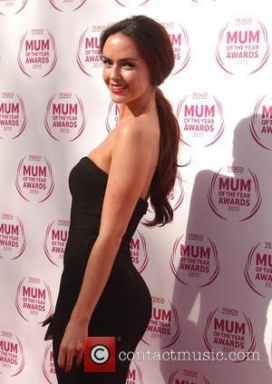 Jennifer Metcalfe - Red Carpet arrivals for the Tesco Mum of the Year Awards at The Savoy at The Savoy...