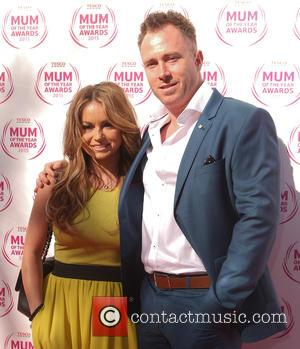 Ola Jordan and James Jordan - Red Carpet arrivals for the Tesco Mum of the Year Awards at The Savoy...