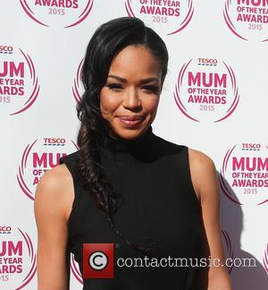 Sarah-Jane Crawford - Red Carpet arrivals for the Tesco Mum of the Year Awards at The Savoy at The Savoy...