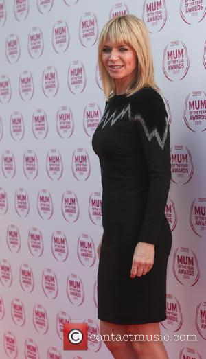 Zoe Ball - Red Carpet arrivals for the Tesco Mum of the Year Awards at The Savoy at The Savoy...